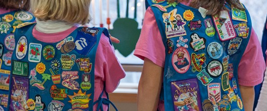 Uniform guide | girl scouts river valleys.